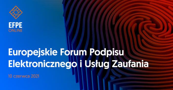 Weź udział w  EFPE 2021!