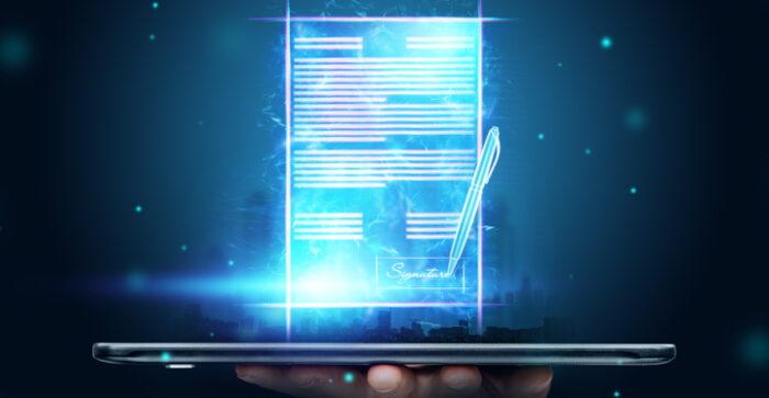 Podpis elektroniczny w Santander Consumer Bank – case study